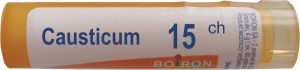 BOIRON Causticum 15 CH granulki 4 g