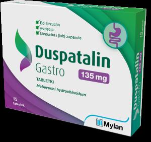 Duspatalin Gastro 0,135 g - 15 tabl.