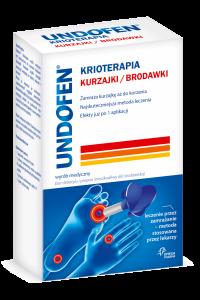 Undofen Krioterapia aer.naskórę 50ml(12apl