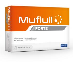 Mufluil Forte 10 amp.a 2ml