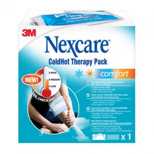 Nexcare Cold-Hot Comfort 26,5x11cm okład żelowy ciepło-zimny 1 sztuka