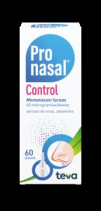 Pronasal Control aer.donosa 0,05mg/daw. 60