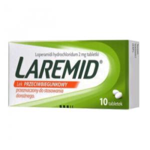 Laremid 2mg x 10 tabl.