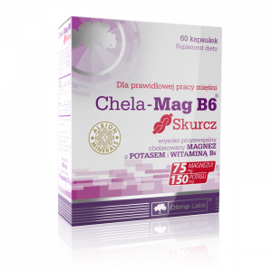 Olimp Chela-Mag B6 Skurcz x 60 kaps.