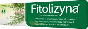 Fitolizyna pasta doustna 100g