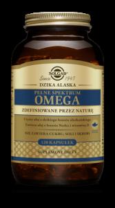 SOLGAR Pełne Spektrum Omega kaps. 120kaps.