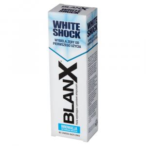 BLANX WHITE Shock Past.d/zęb 75ml
