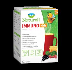 Naturell Immuno Kids saszet. 10 sasz.