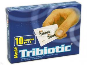 Tribiotic maść 1g x 10szt.