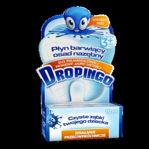 DROPINGO płyn do stos.w j.ust. 10 ml