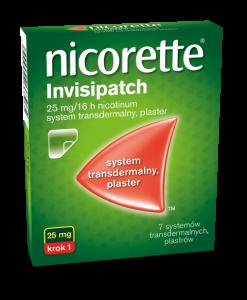 Nicorette Invisipatch syst.transderm.,plas