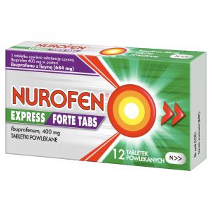 Nurofen Express Forte 400 x 12 tabl