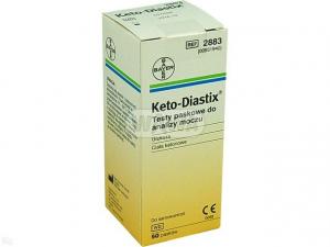 Test Keto-Diastix x 50 testów