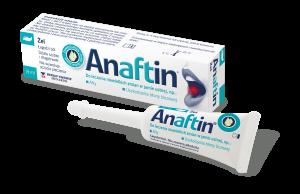 Anaftin Gel na afty 8 ml
