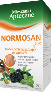 Normosan fix x 20 torebek