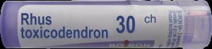 BOIRON Rhus Toxicodendron 30 CH granulki 4