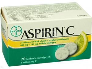 Aspirin C x 20tabl.mus. INPHARM