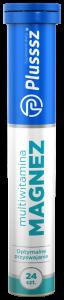 Plusssz Balance Magnez + multivitamina 24