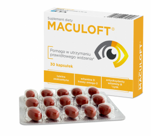 Maculoft x 30 kaps.