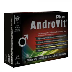 AndroVit Plus x 30 kaps.