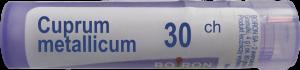 BOIRON Cuprum metallicum 30 CH granulki 4g