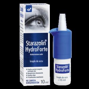 Starazolin HydroForte krop.do oczu 10 ml