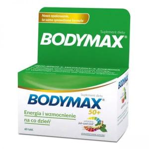 Bodymax 50+ tabl. 60 tabl.