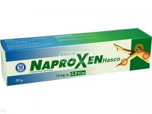 Naproxen Hasco żel 0,012 g/1g 50 g