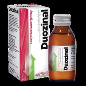Duozinal syrop (2,5mg+58mg Ca 2+)/5 150 ml