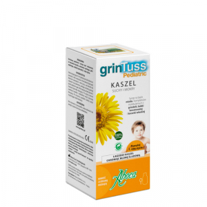 GrinTuss Pediatric Syrop d/dzieci 210 g