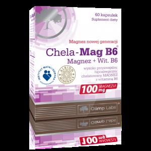 Olimp Chela-Mag B6 x 60 kaps.
