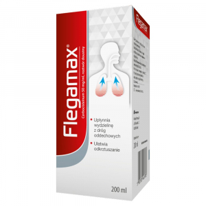 Flegamax rozt.doust. 0,05g/ml 1but.a200ml