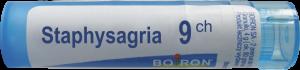 BOIRON Staphysagria 9 CH granulki 4 g