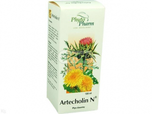 Artecholin N płyndoustnyl 100ml