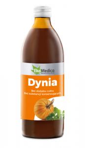 EkaMedica Dynia sok 100% sok 0,5 l
