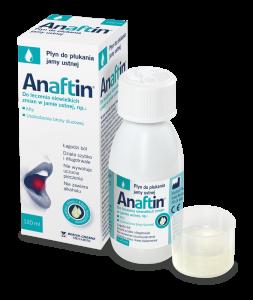 Anaftin Mouthwash na afty 120 ml