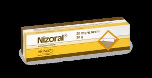 Nizoral 20mg/g krem 30g