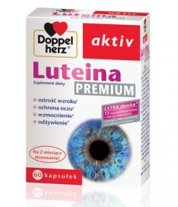 Doppelherz aktiv Luteina Premium kaps. 60k