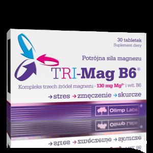 OLIMP TRI-MAG B6 tabl. 30 tabl.