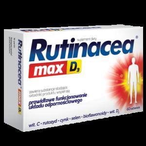 Rutinacea Max D3 x 60 tabl.