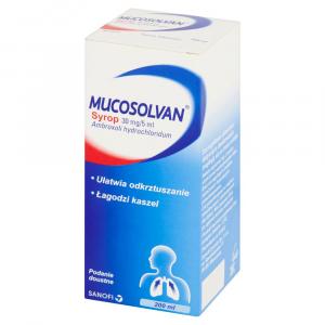 Mucosolvan syrop 30mg/5ml 200ml