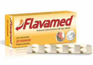 Flavamed 30mg x 20 tabl.