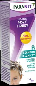 Paranit Szampon leczniczy na wszy i gnidy 100ml