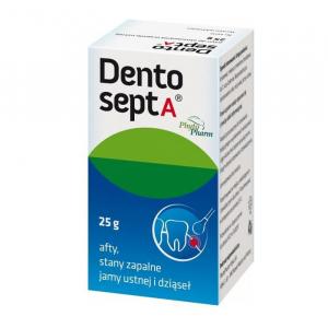 Dentosept A płyn 25g
