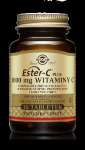 SOLGAR Ester C-Plus wit. C 1000 mg 30 tabl