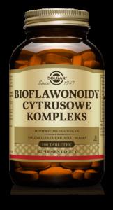 SOLGAR Bioflawonoidy Cytrusowe tabl. 100ta