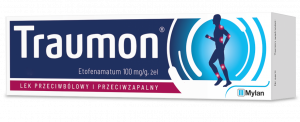 Traumon żel 0,1 g/g 150 g