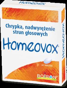 Homeovox x 60 tabl.- Boiron