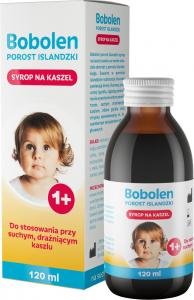 BOBOLEN porost islandzki syrop 120 ml