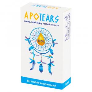 ApoTears krop.do oczu 0,2 % 10 ml